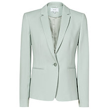 Buy Reiss Greece Textured Jacket, Mint Online at johnlewis.com