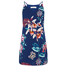 Buy Oasis Tropical Placement Print Cami Dress Online at johnlewis.com