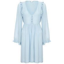 Buy Ghost Stella Dress, Powder Blue Online at johnlewis.com