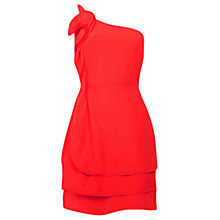 Buy Oasis Ruffle One Shoulder Dress Online at johnlewis.com