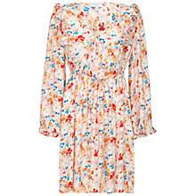 Buy Ghost Stella Vintage Dress, Sera Floral Online at johnlewis.com