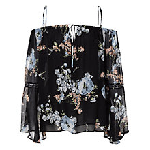 Buy Ghost Fifi Blouse, Poppie Vintage Online at johnlewis.com