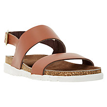 Buy Dune Ice Pop Leather Sandal Online at johnlewis.com