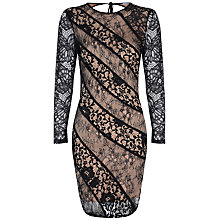 Buy True Decadence Sheer Lace Bodycon Dress Online at johnlewis.com