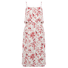 Buy Warehouse Toile de Joie Cami Dress, Multi Online at johnlewis.com