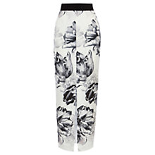 Buy Coast Marney Floral Maxi Skirt, Mono Online at johnlewis.com