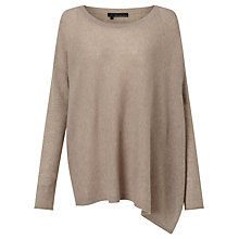 Buy 360 Sweater Sinn One Slit Jumper, Dune Online at johnlewis.com