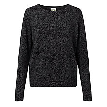 Buy Hartford Moogly Jumper, Black Online at johnlewis.com