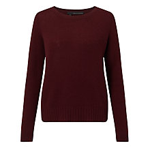 Buy 360 Sweater Nini Cashmere Jumper, Port Online at johnlewis.com