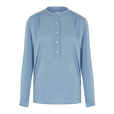 Hartford Corazon Blouse, Blue