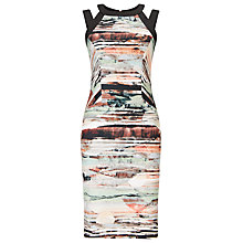 Buy Phase Eight Anita Scuba Dress, Multi Online at johnlewis.com