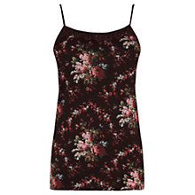 Buy Oasis Rosanna Trimmed Camisole, Multi Online at johnlewis.com