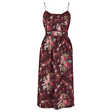 Buy Oasis Rosemary Print Dress, Multi Online at johnlewis.com