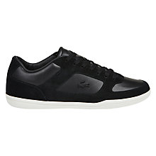 Buy Lacoste Court Minimal Trainers Online at johnlewis.com