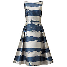 Buy Phase Eight Brush Stroke Dress, Multi Online at johnlewis.com