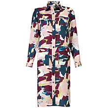 Buy Finery Bruton Fine Art Print Shirt Dress, Multi Online at johnlewis.com
