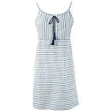 Buy Fat Face Porlock Striped Dress Online at johnlewis.com