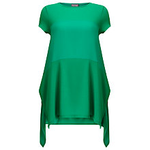 Buy Phase Eight Caroline Plain Top, Emerald Online at johnlewis.com