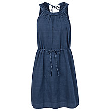 Buy Fat Face Felicity Dress, Indigo Online at johnlewis.com
