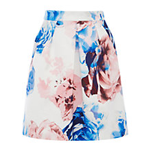 Buy Coast Costa Print Skirt, Multi Online at johnlewis.com