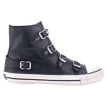 Buy Ash Virgin High Top Buckle Trainers Online at johnlewis.com