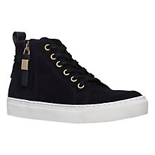 Buy KG by Kurt Geiger Leicester High Top Trainers Online at johnlewis.com