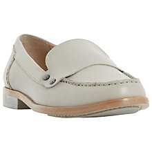 Buy Dune Giovani Block Heeled Loafers Online at johnlewis.com