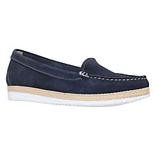 Buy Carvela Comfort Clarice Flat Loafers Online at johnlewis.com