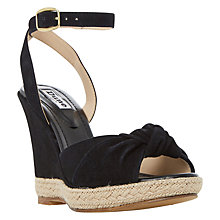 Buy Dune Kliffto Wedge Heeled Sandals Online at johnlewis.com