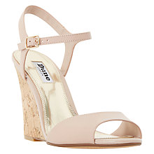 Buy Dune Monteca Wedge Heeled Sandals Online at johnlewis.com