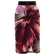 Buy Coast Zanzibar Print Pencil Skirt, Multi Online at johnlewis.com