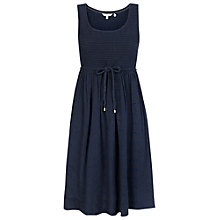 Buy Fat Face Pippa Sheared Dress Online at johnlewis.com