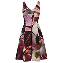 Buy Coast Amalfi Print Nelly Dress, Multi Online at johnlewis.com