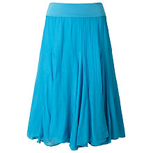 Buy Phase Eight Natalia Skirt, Calypso Blue Online at johnlewis.com