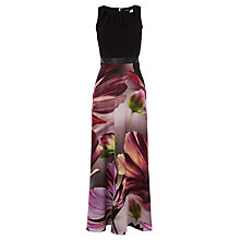 Buy Coast Amlfi Print Adrie Maxi Dress, Multi Online at johnlewis.com