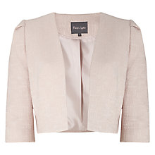 Buy Phase Eight Jeanie Jacket, Damask Online at johnlewis.com