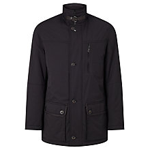 Buy Bugatti 82cm Four-Pocket Coat, Black Online at johnlewis.com