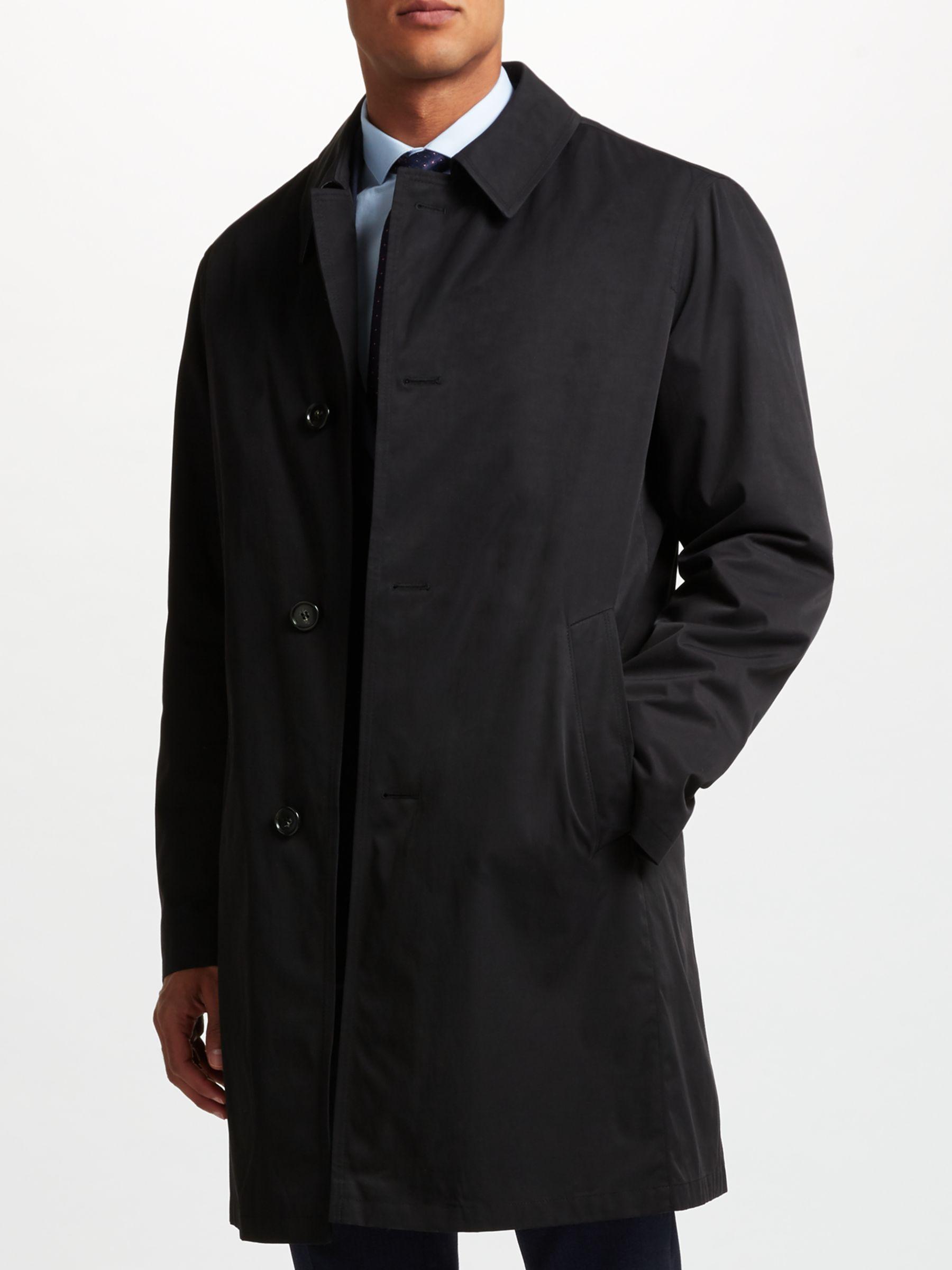 Bugatti Bugatti 98cm Water-Repellent Raincoat, Black