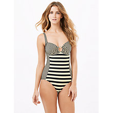 Buy Phase Eight Stripe Swimsuit Online at johnlewis.com