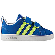 Buy Adidas Children's Advantage VS Sports Shoes Online at johnlewis.com