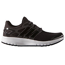 Buy Adidas Children's Energy Cloud K Sports Shoes, Black Online at johnlewis.com