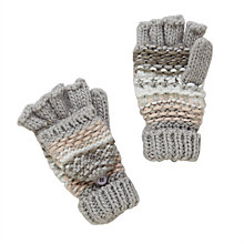 Buy John Lewis Children's Reverse Loops Mittens, Multi Online at johnlewis.com