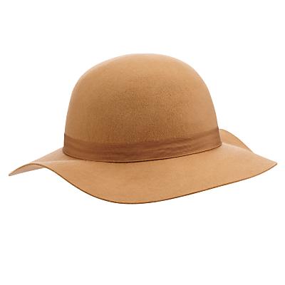 1930s Style Hats – New Vintage Inspired Designs John Lewis Childrens Wool Felt Hat £7.50 AT vintagedancer.com