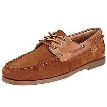 Buy Polo Ralph Lauren Bienne II Boat Shoes Online at johnlewis.com