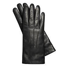 Buy Coach Leather Gloves Online at johnlewis.com