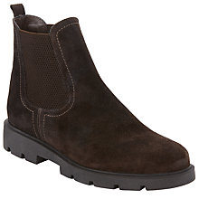 Buy John Lewis Designed for Comfort Persea Ankle Boots, Brown Online at johnlewis.com