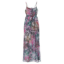Buy French Connection Mineral Pool Mariah Maxi Dress, Multi Online at johnlewis.com