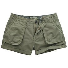Buy Fat Face Molly Garment Dyed Shorts Online at johnlewis.com