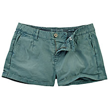 Buy Fat Face Garment Dye Paperlight Shorts Online at johnlewis.com