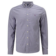 Buy Gant Comfort Oxford Gingham Shirt Online at johnlewis.com